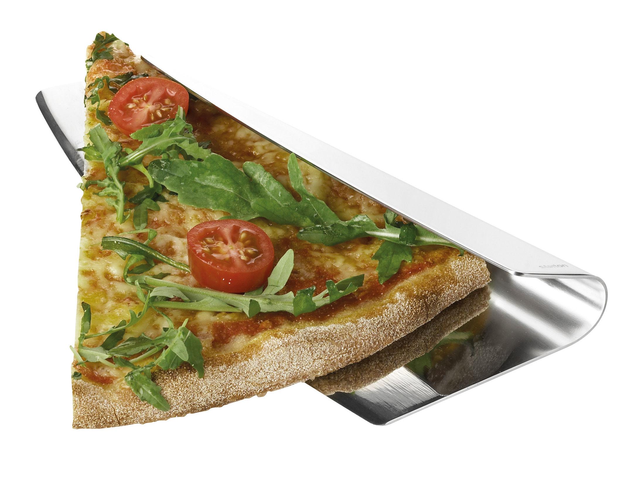 Couteau slice serve pelle pizza acier stelton - Couteau a pizza ...