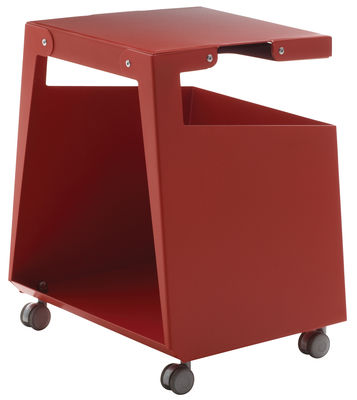 Smith Rollcontainer - Danese - Rot