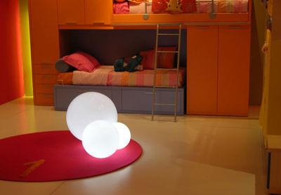 Scopri Lampada da tavolo Globo Indoor -per l'interno, Bianco - ? 30 cm di Slide, Made In Design ...