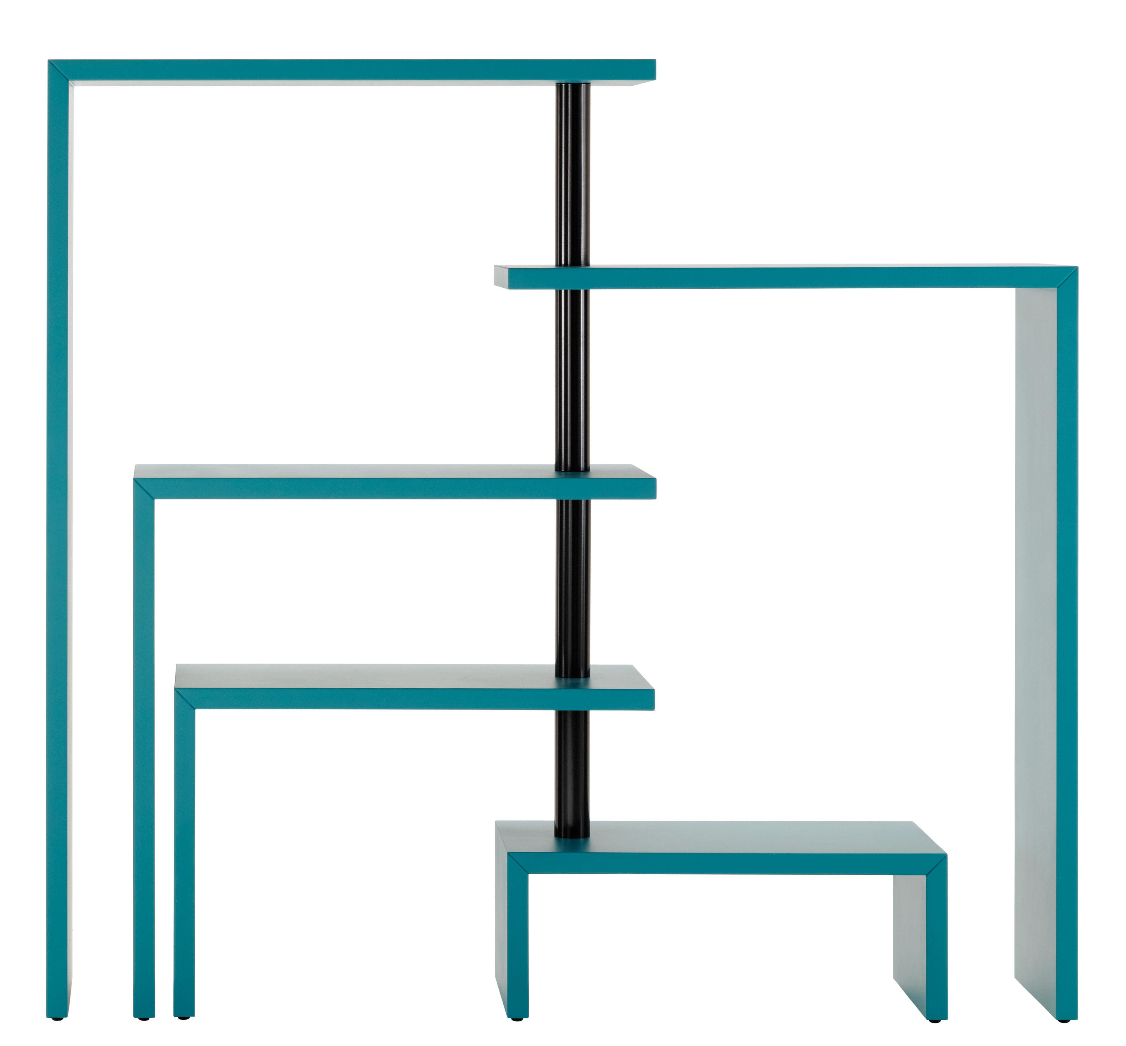 Biblioth que extensible joy modulable 5 tag res h 132 for Articoli di design per la casa