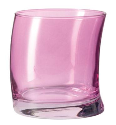 Verre à whisky Swing - Leonardo violet en verre