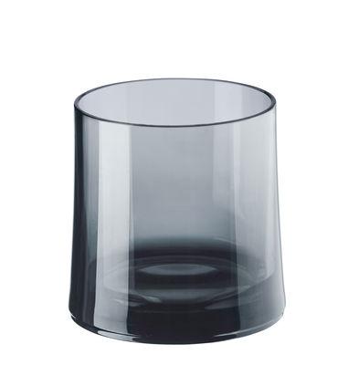 Verre Cheers NO. 2 - Koziol gris transparent en matière plastique