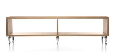 etag re bassotti basse l 180 x h 52 cm ch ne blanchi moooi. Black Bedroom Furniture Sets. Home Design Ideas