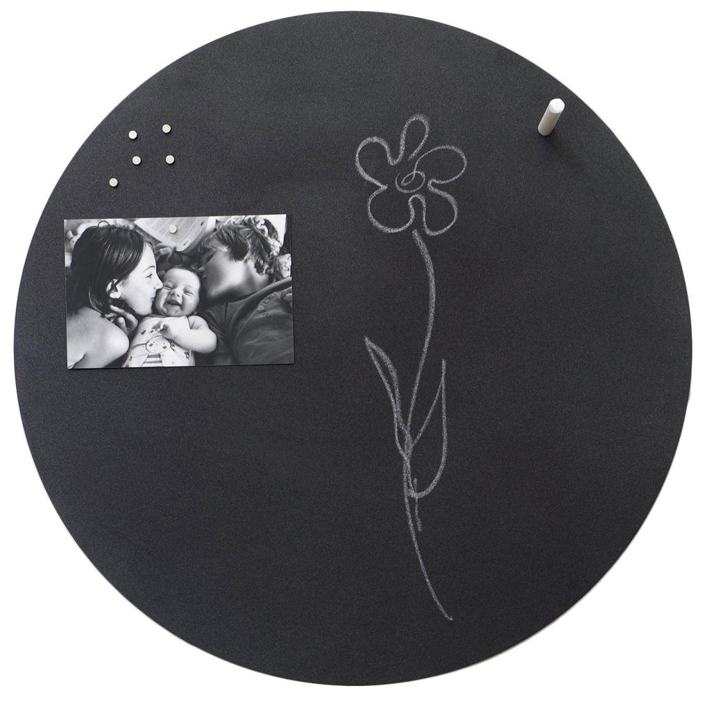 blackboard set mit 1 magnetischen tafel 10 magneten 1 magnetischen kreide pa design tafel. Black Bedroom Furniture Sets. Home Design Ideas
