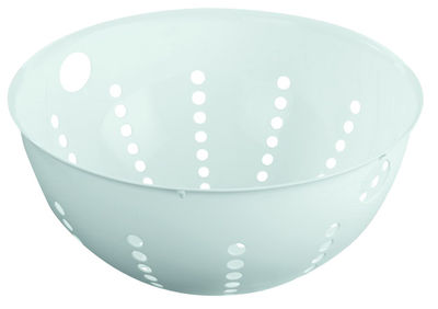 Kitchenware - Kitchen Equipment - Palsby Large Colander - Ø 28 cm by Koziol - White - Plastic