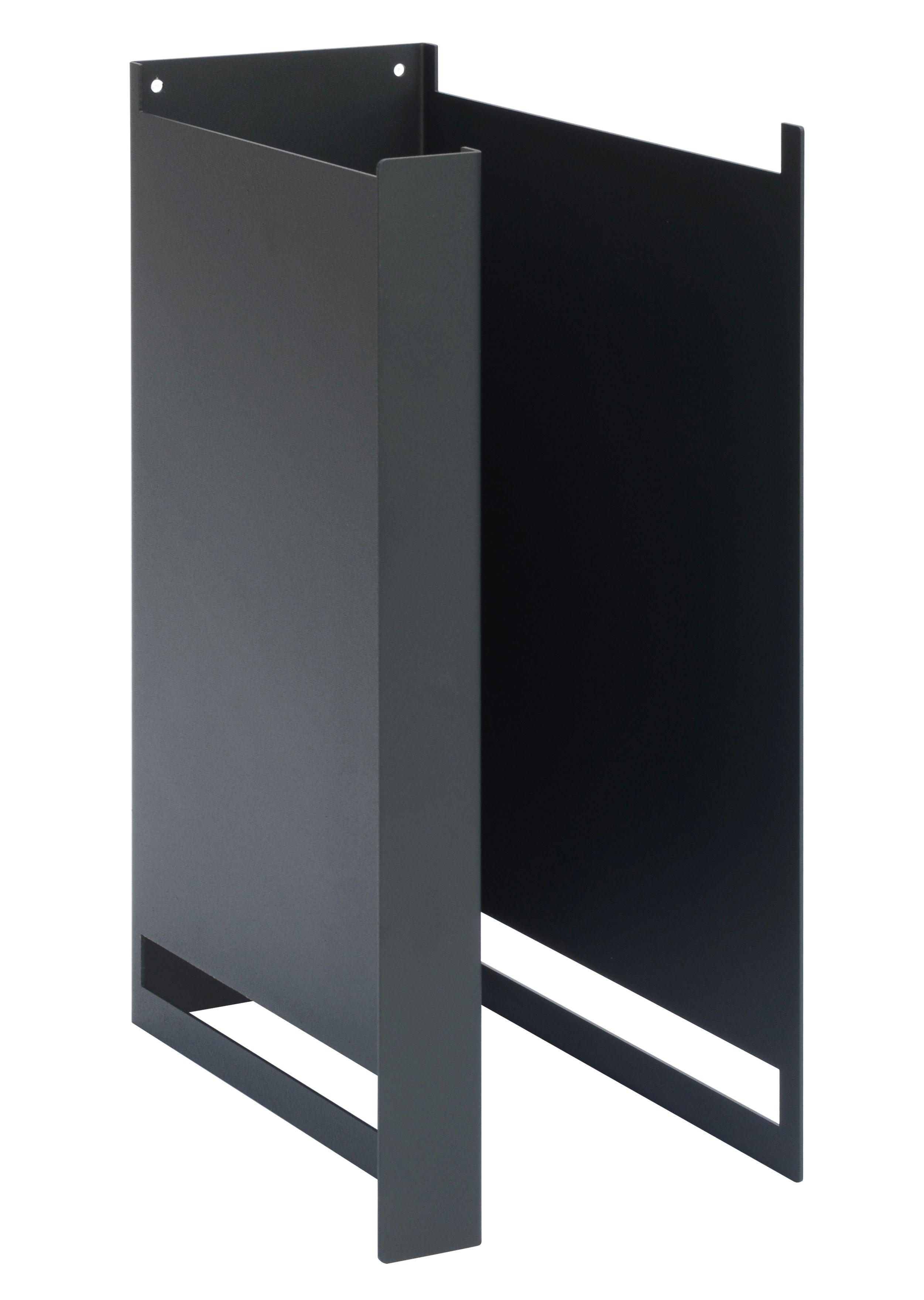 Plio Ho Caisson mural - Vertical module - H 39 cm Slate ...