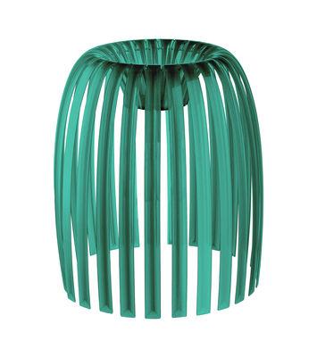 Josephine Medium Lampenschirm / Ø 31 cm x H 34 cm - Koziol - Tannengrün