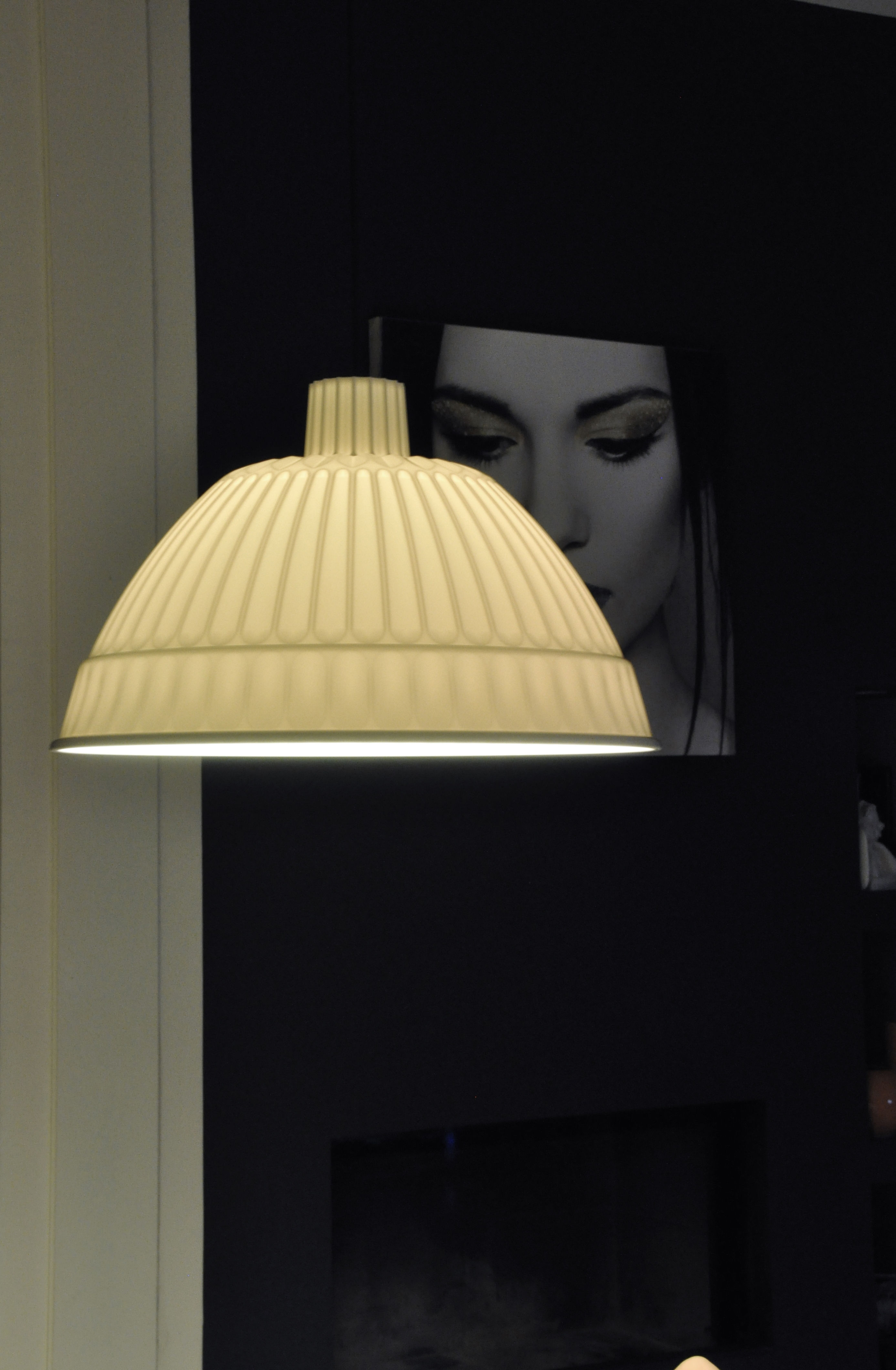 fontana arte lampadari : Home > Illuminazione > Lampadari > Sospensione Cloche di Fontana Arte