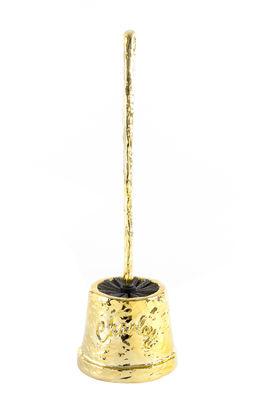 Image of Charley WC Bürste / H 58 cm - Seletti - Gold