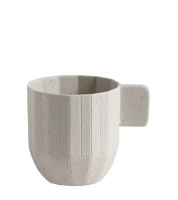 Tasse à espresso Paper Porcelain / En porcelaine - Hay gris clair en céramique