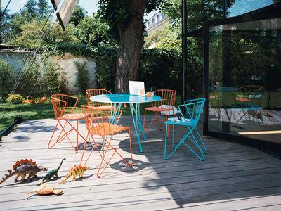 flower fermob sessel. Black Bedroom Furniture Sets. Home Design Ideas