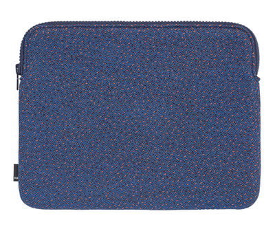 Soldes UK DE IT - Accessoires & High-tech - Housse pour tablette Zip / 26.5 x 21.5 cm - Hay - Rouge - Tissu Kvadrat
