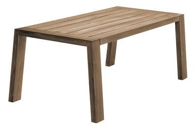 Solo Gartentisch L 190 cm - Viteo