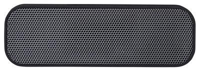 Enceinte Bluetooth aGROOVE Portable sans fil Kreafunk noir,métal en matière plastique