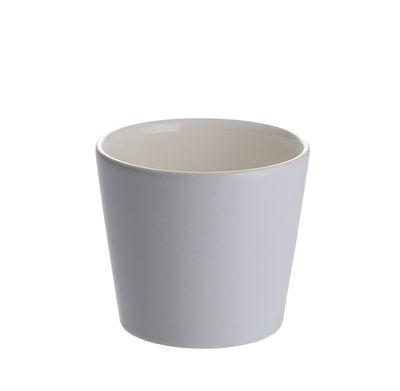 Gobelet Tonale Alessi blanc,bleu en céramique