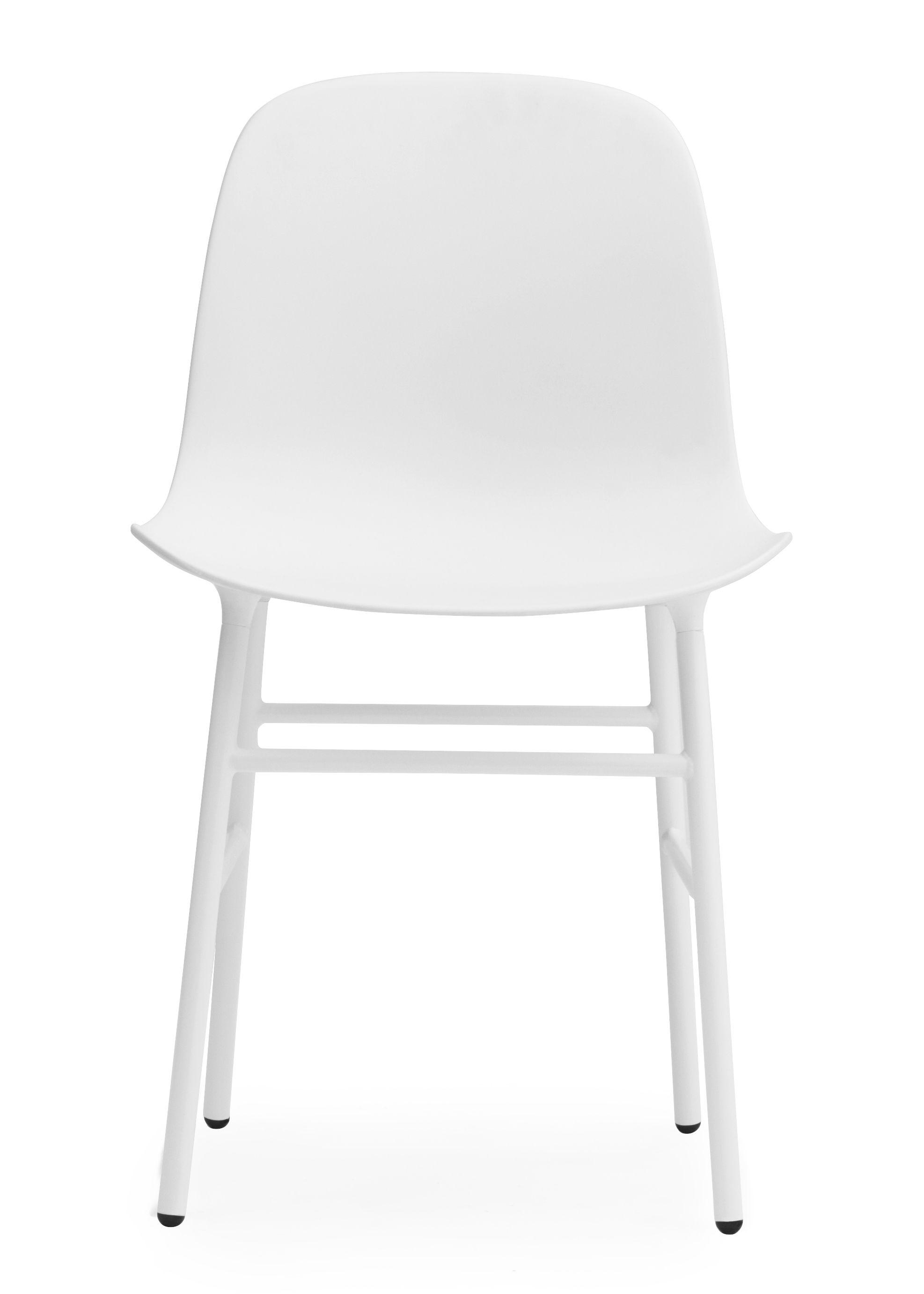form stuhlbeine aus metall normann copenhagen stuhl. Black Bedroom Furniture Sets. Home Design Ideas
