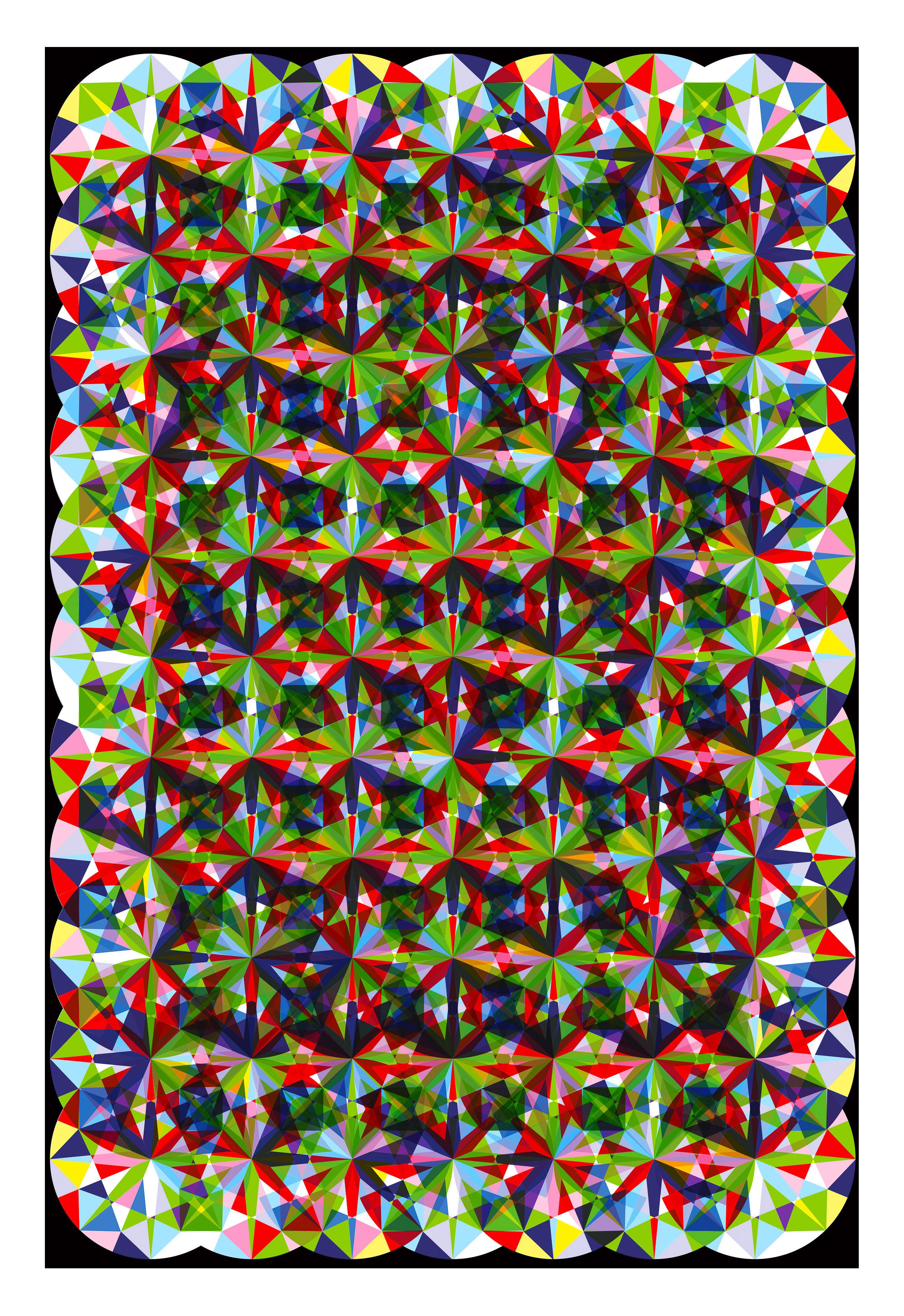 tapis zircon 300 x 200 cm multicolore moooi carpets. Black Bedroom Furniture Sets. Home Design Ideas