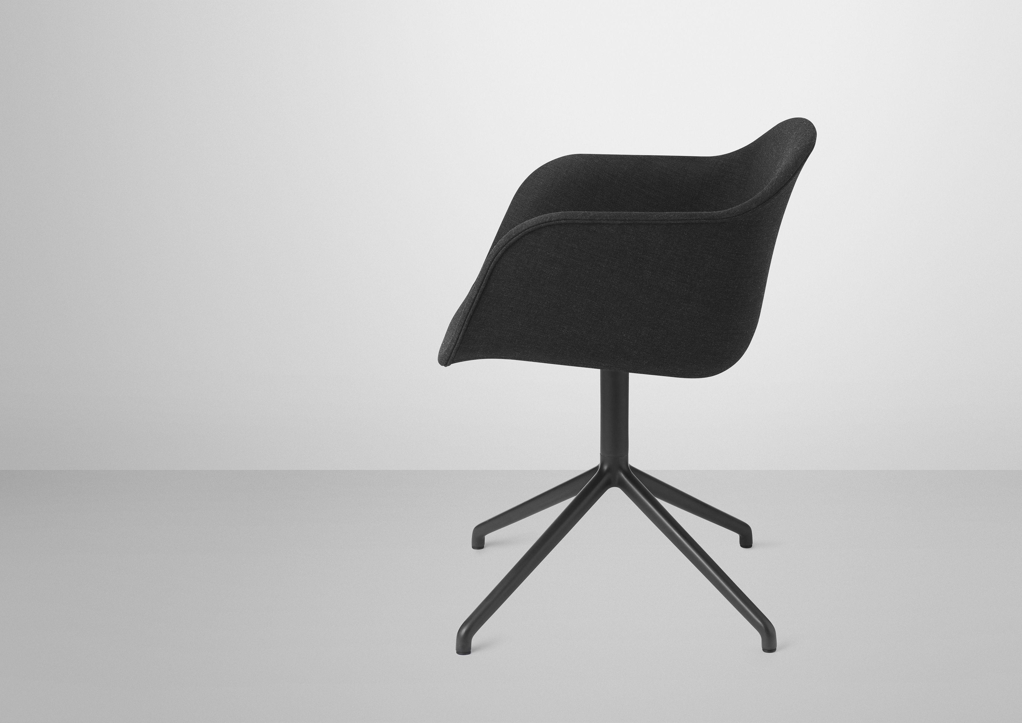 Drehsessel stoff  Fiber / Drehstuhl - Stoff | Muuto | Sessel