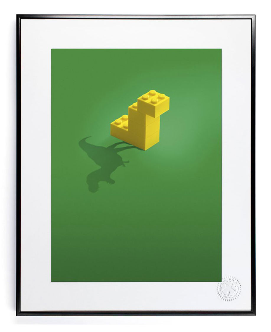 imagine dinosaure poster 40 x 50 cm dinosaure by image republic made in design uk. Black Bedroom Furniture Sets. Home Design Ideas