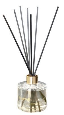 diffuseur de parfum ming kartell fragrances avec b tonnets blanc senteur 39 ghost diamond. Black Bedroom Furniture Sets. Home Design Ideas