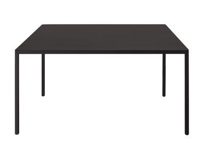 Table Passe-partout Outdoor / 180 x 90 cm - Magis noir en métal