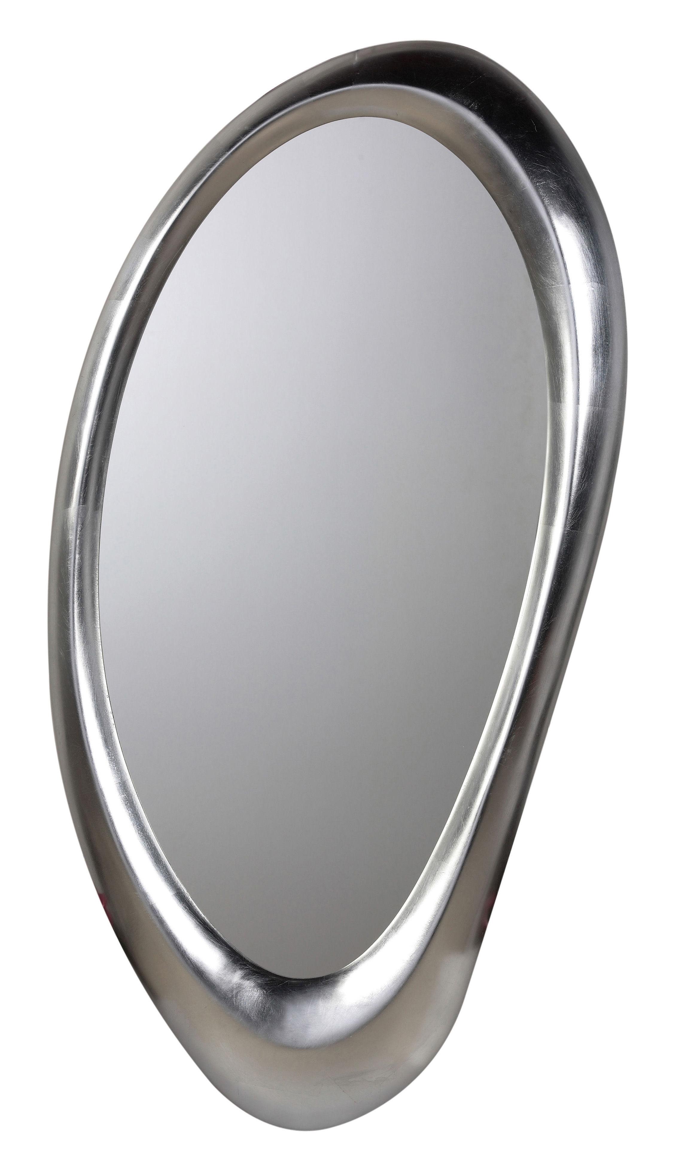 L\'Oreille Qui Voit - M5 Mirror - 91 x 95 cm Silver - H 91,5 cm by XO