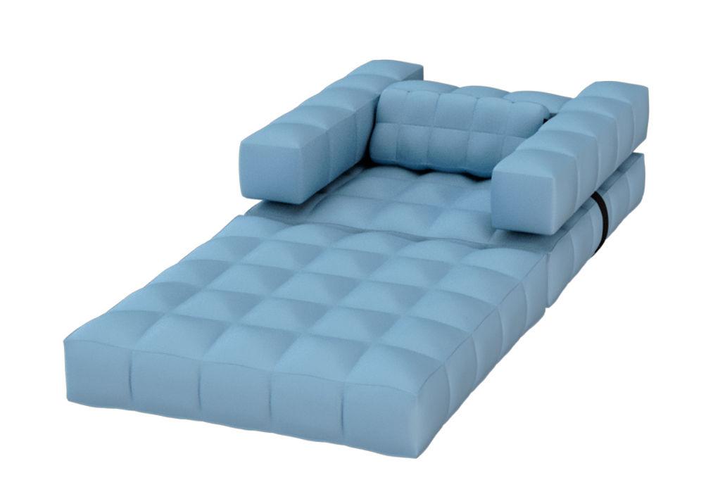 fauteuil gonflable modul 39 air bain de soleil flottant convertible bleu azur pigro felice. Black Bedroom Furniture Sets. Home Design Ideas