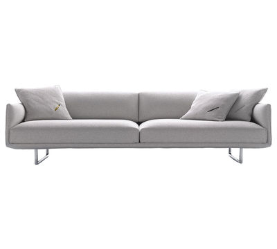 canap droit hara 3 places extra l 240 cm. Black Bedroom Furniture Sets. Home Design Ideas