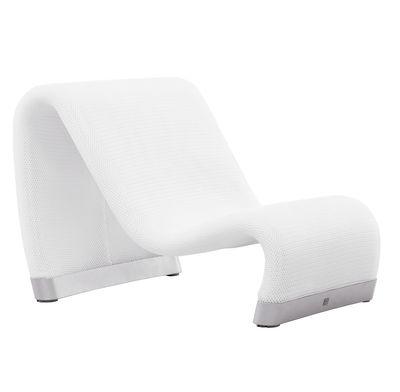 Sakura Lounge Sessel T 116 cm - Sifas - Weiß