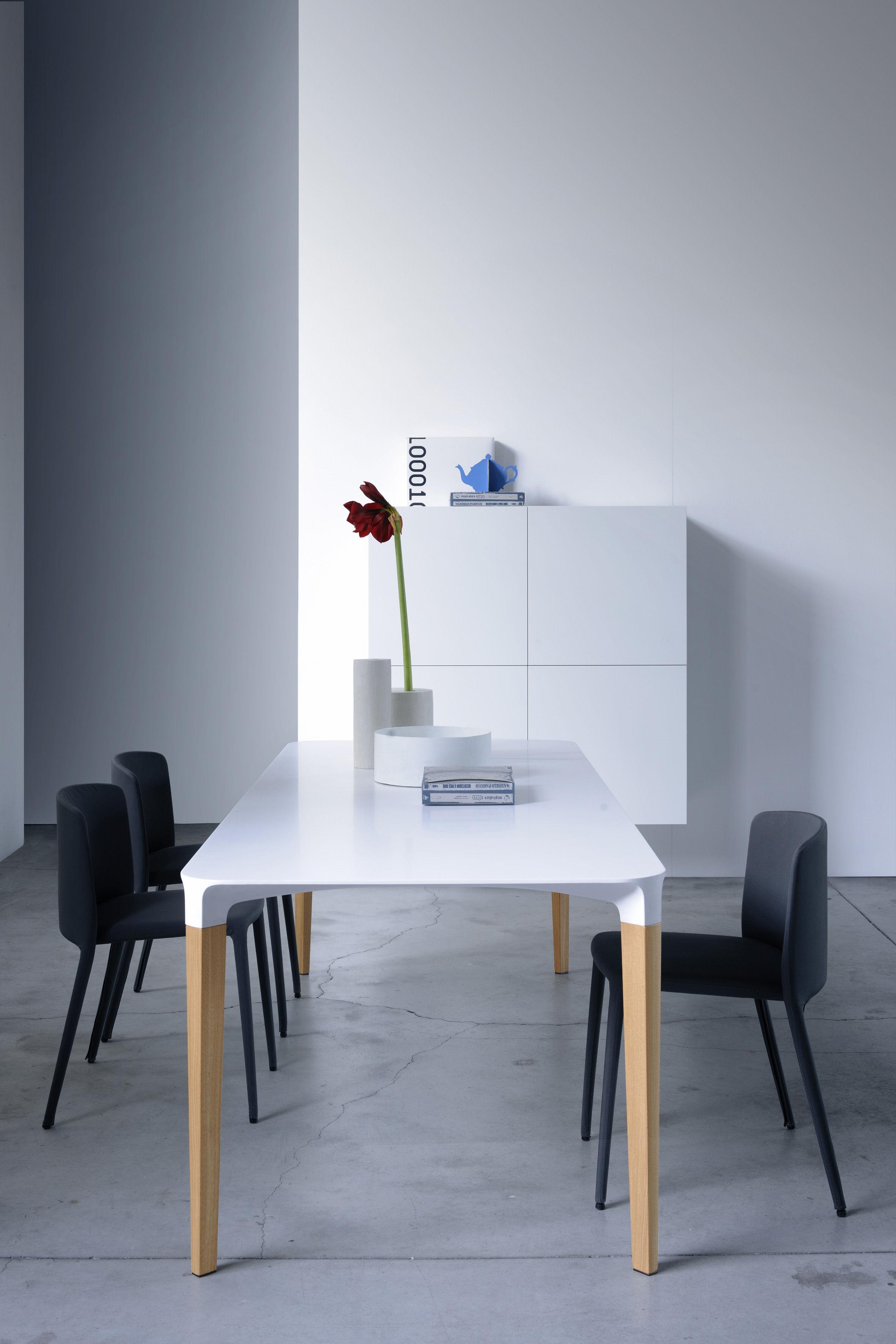 beam aus cristalplant l 180 cm mdf italia tisch. Black Bedroom Furniture Sets. Home Design Ideas