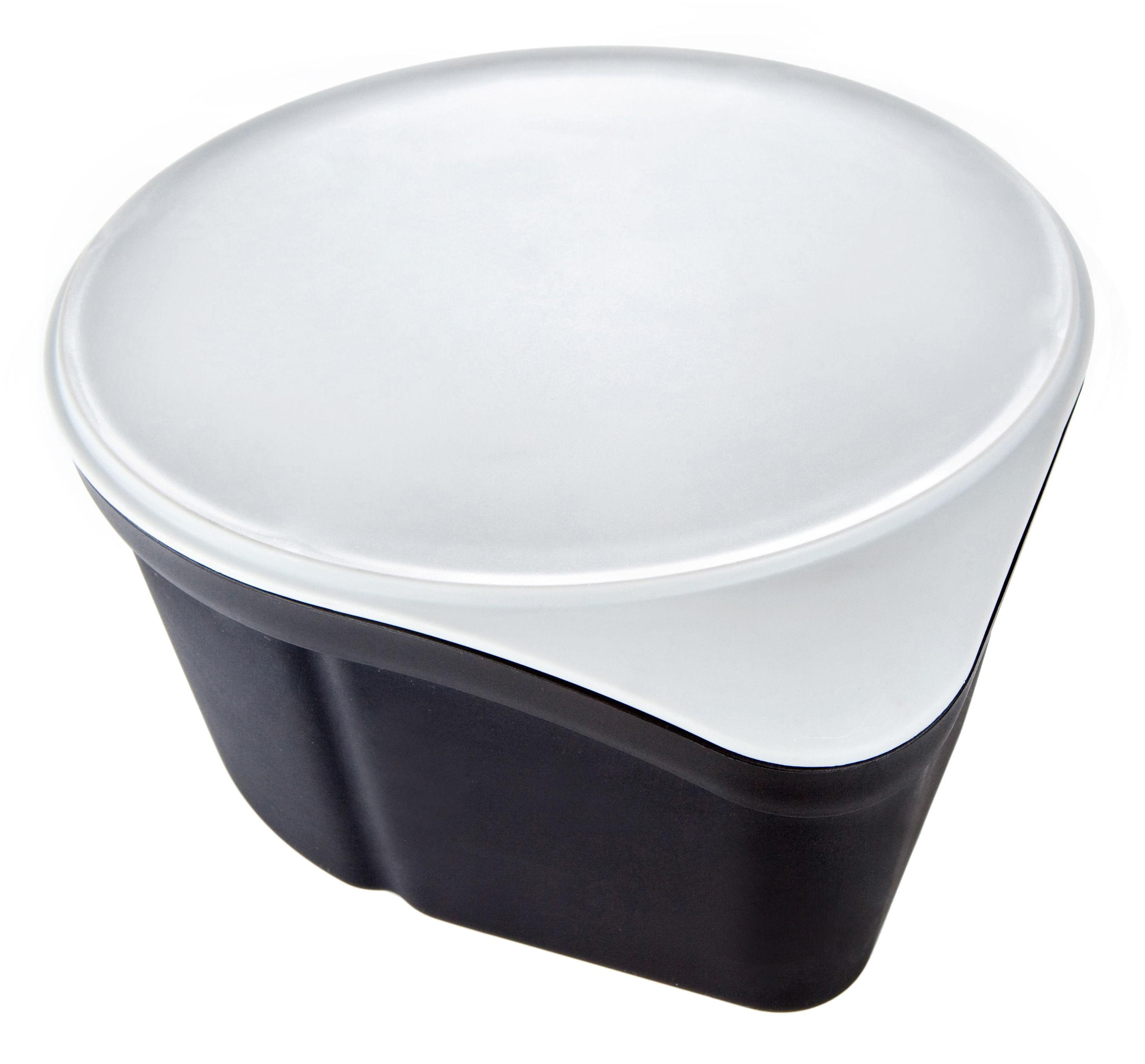 poubelle de table anthracite gris royal vkb. Black Bedroom Furniture Sets. Home Design Ideas