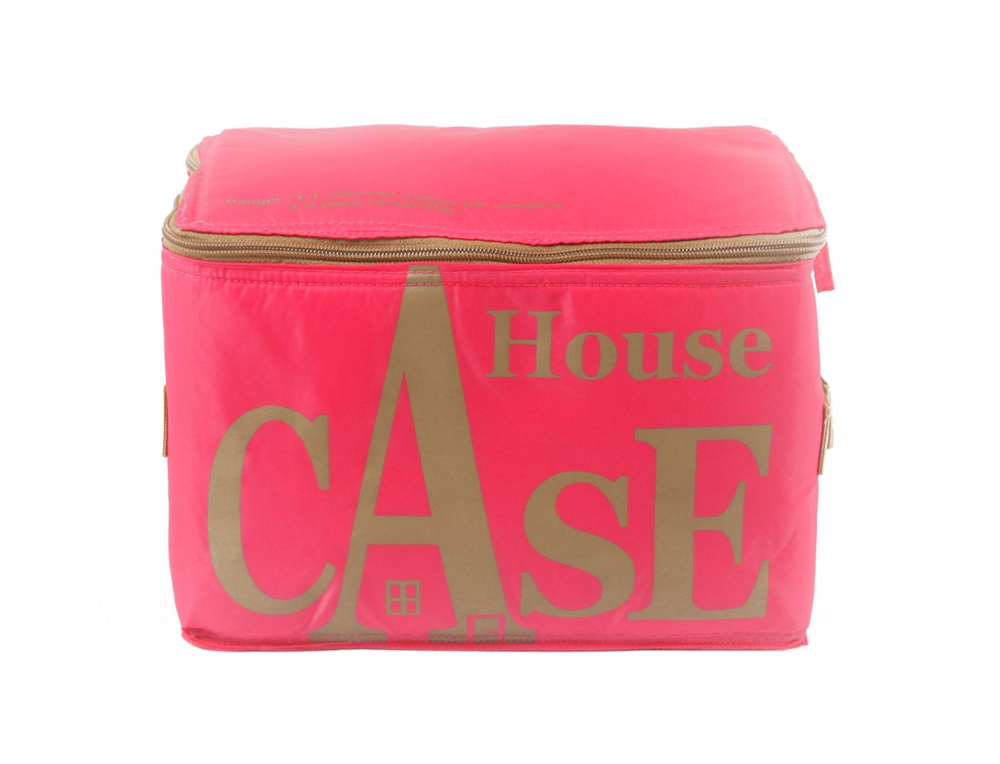 house case storage pink by bensimon. Black Bedroom Furniture Sets. Home Design Ideas