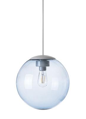 Image of Suspension Spheremaker / ? 25 cm - Fatboy bleu clair en mati?re plastique