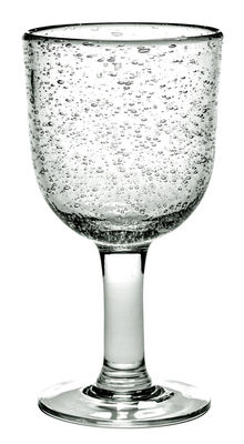 Verre à vin Pure / Fait main - Serax transparent en verre