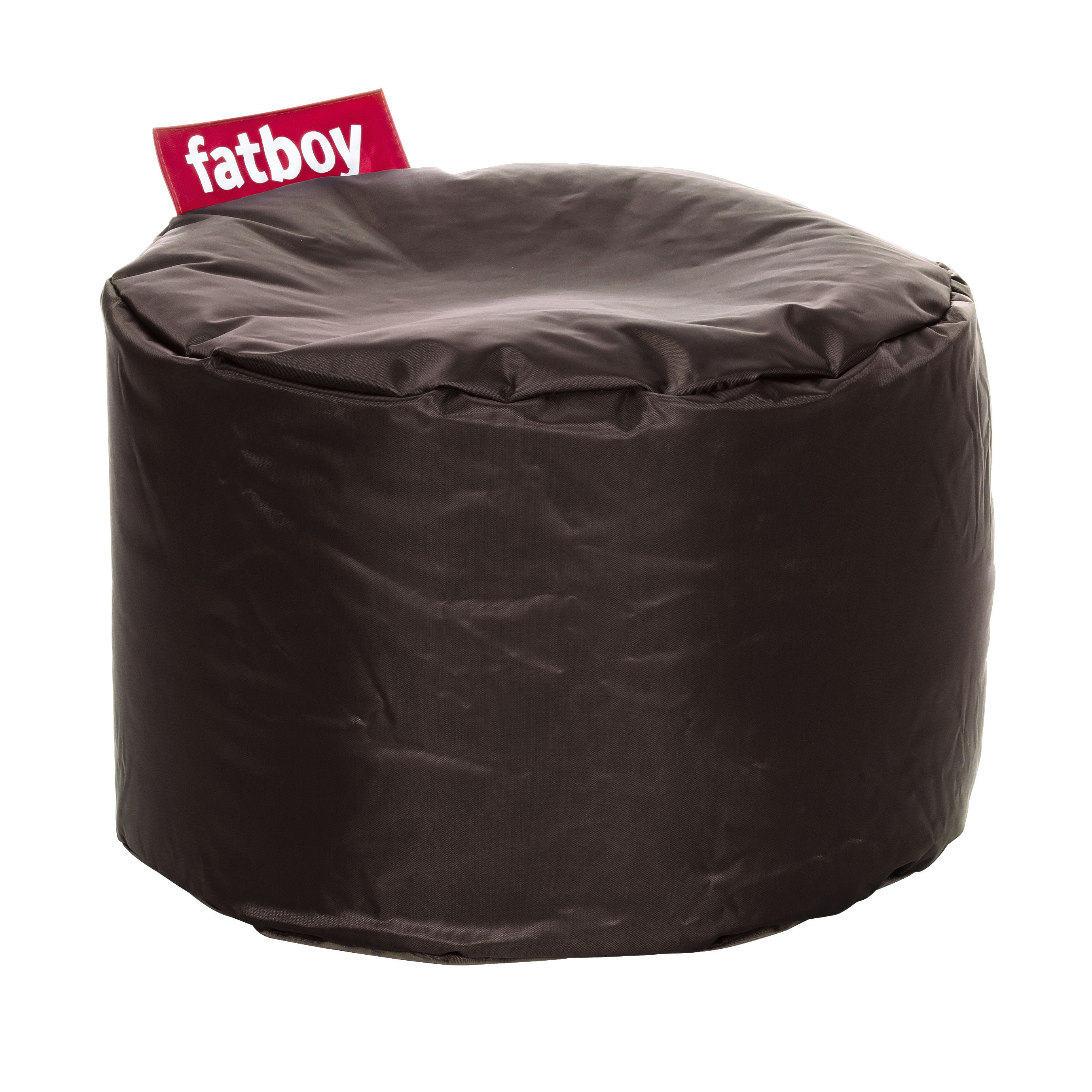 pouf point marron fatboy. Black Bedroom Furniture Sets. Home Design Ideas