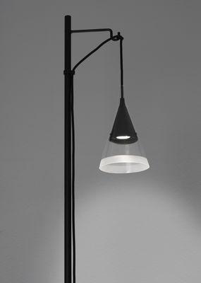 Vigo floor lamp led black by artemide lighting floor lamps vigo floor lamp led by artemide black blown aloadofball Images