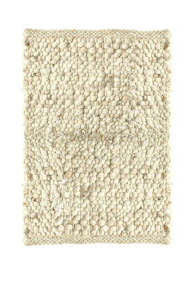 tapis carpet pebbles 130 x 200 cm 130 x 200 cm blanc. Black Bedroom Furniture Sets. Home Design Ideas