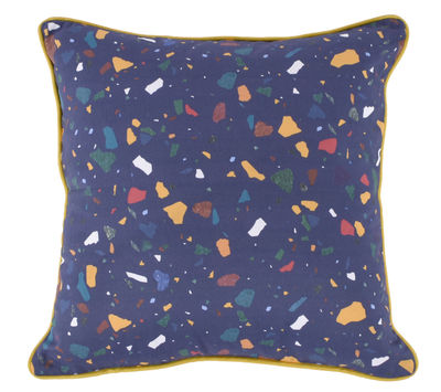 Coussin My Terrazza / 45 x 45 cm - ENOstudio bleu,multicolore en tissu