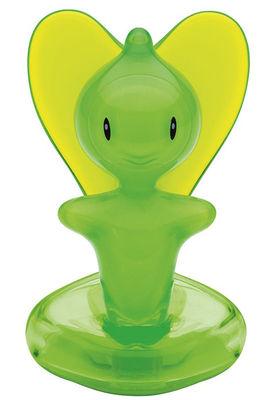 Veilleuse Beba Light LED / Rechargeable - Alessi vert en matière plastique