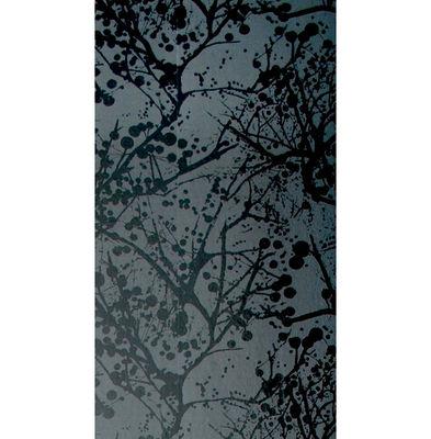 scopri carta da parati wilderness 1 rotolo nero grigio
