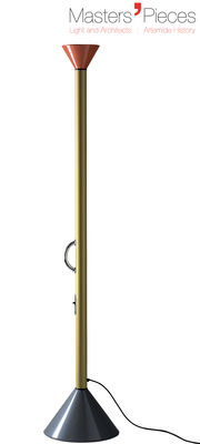 Masters pieces callimaco led floor lamp multicolored by artemide lighting floor lamps masters pieces callimaco led floor lamp by artemide aloadofball Choice Image