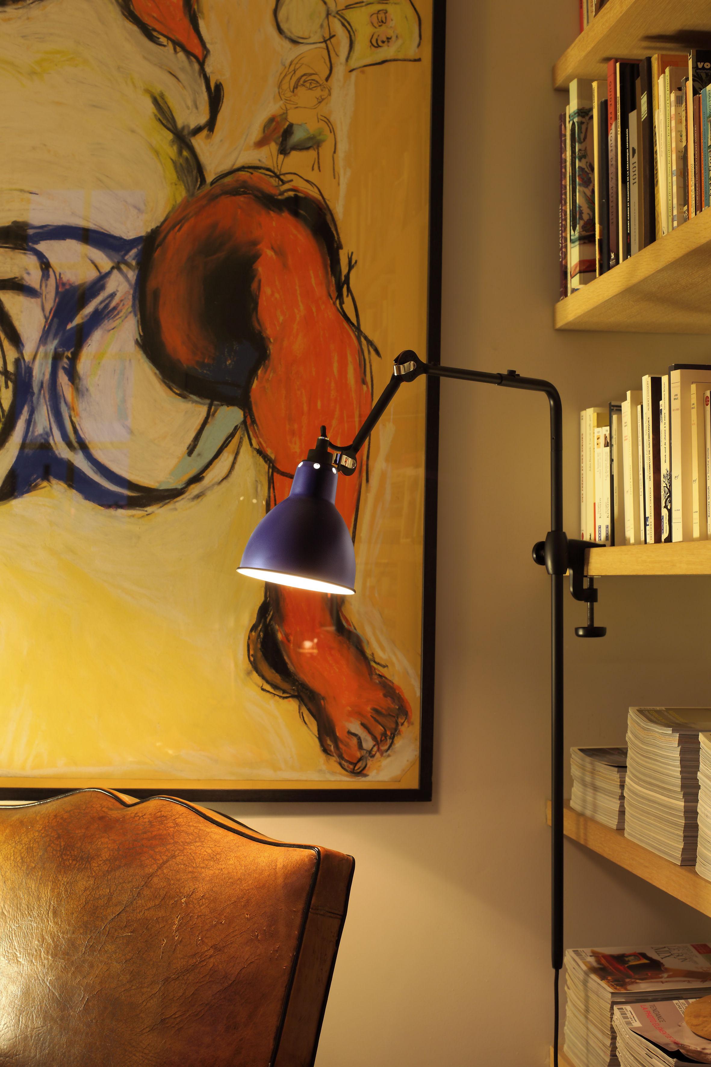 lampe n 226 pour biblioth que base tau lampe gras. Black Bedroom Furniture Sets. Home Design Ideas