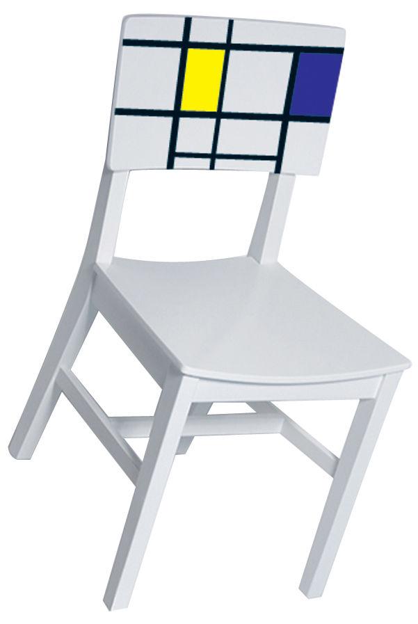 sticker de meuble par c l leon boym pour chaise rouge par c l leon boym domestic. Black Bedroom Furniture Sets. Home Design Ideas