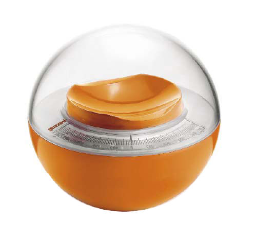 Balance de cuisine m canique sfera orange guzzini - Koziol balances ...