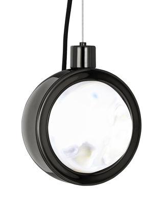 Spot Pendelleuchte LED / verstellbar - Tom Dixon - Schwarz glänzend