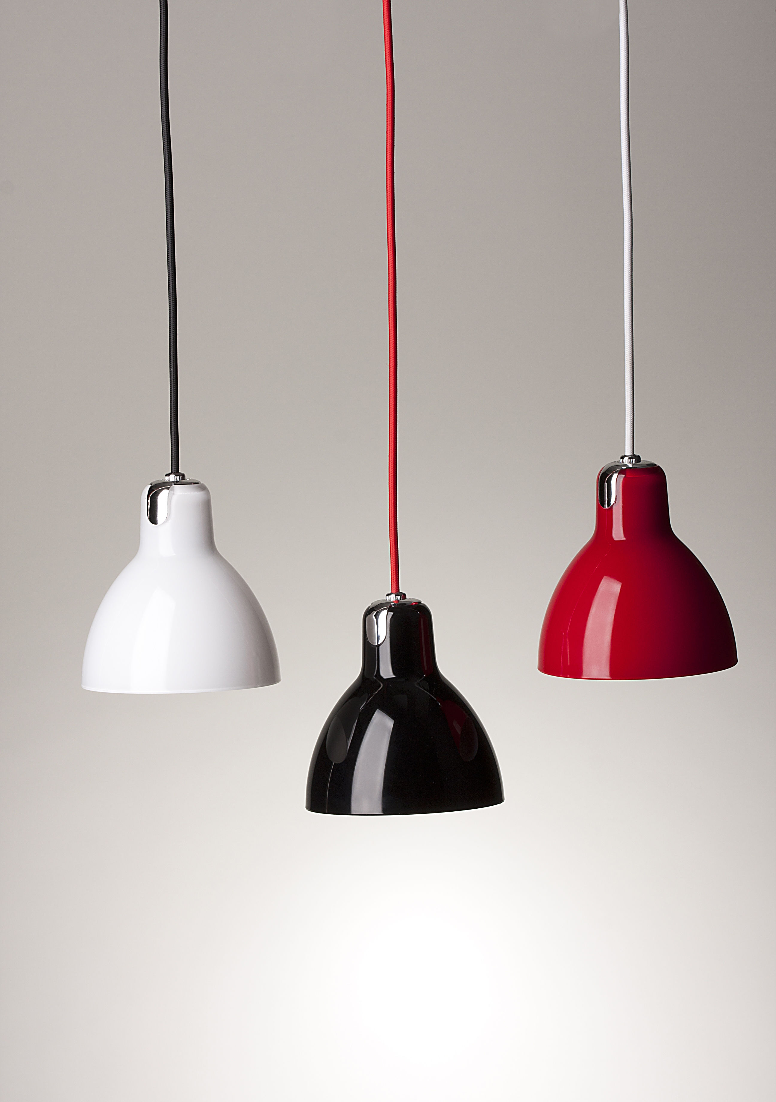 Luxy H5 Pendant White Cable White Cable Glossy White