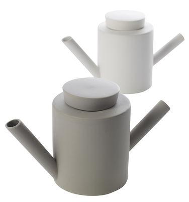 Théière Family Set / Set de 2 - 2 x 900 ml - Serax blanc,gris en céramique