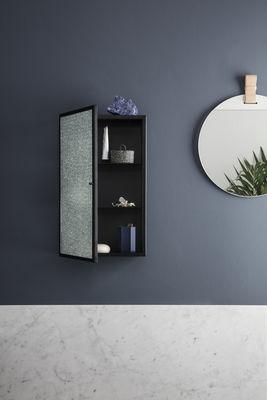 Haze portaoggetti da parete l 35 x h 60 cm vetro - Portaoggetti da parete ...