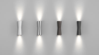 Applique Clessidra 20° LED - Intérieur Chromé - Flos | Made In Design