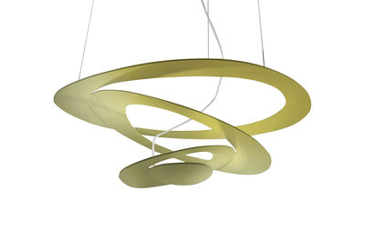 Pirce Micro Pendelleuchte LED / Ø 48 cm - Artemide - Gold